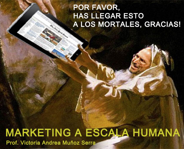 Marketing a Escala Humana- Prof. Victoria Andrea Muñoz Serra
