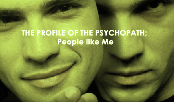 The Profile Of The Psychopath, People Like You - Prof. Victoria Andrea Muñoz Serra